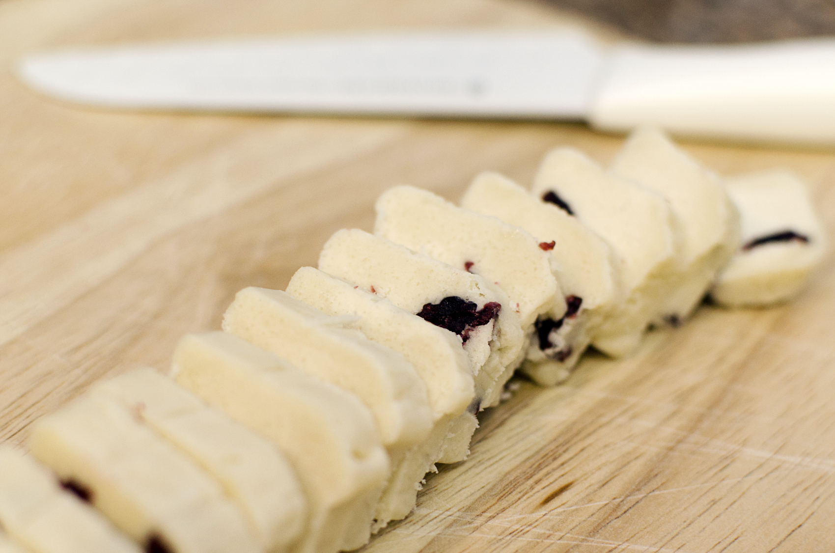 butter with cranberry cookie recipe