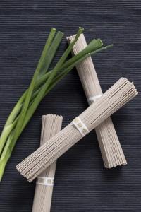 Zaru Soba chilled japanese buckwheat noodles