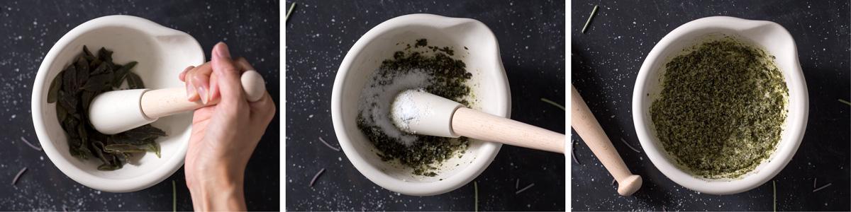 Sage Salt Recipe